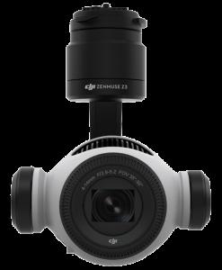 Zenmuse Z3 ジンバル & 光学ズームカメラユニット