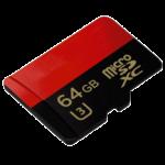 [レンタル]microSDカード64GB
