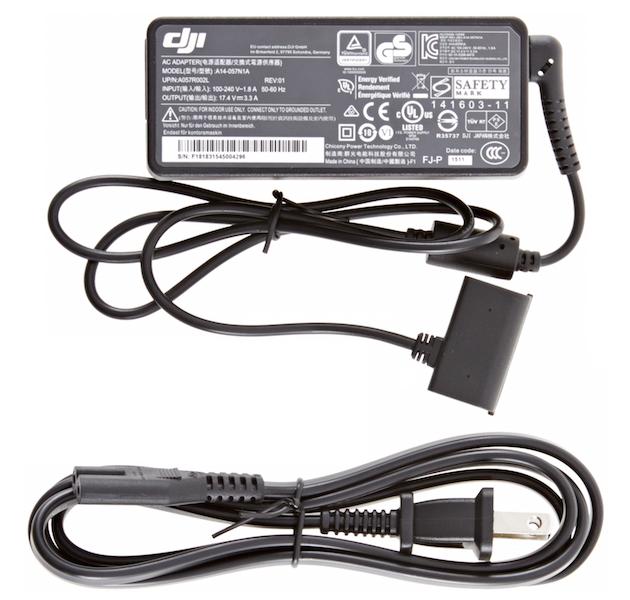 Ronin 57Wバッテリー充電器