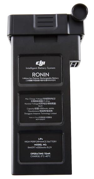 Ronin - 4Sバッテリー(4350mAh)