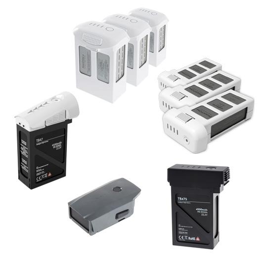 DJI 各種バッテリー