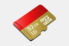 [レンタル]Micro SDカード 32GB