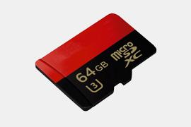 [レンタル]Micro SDカード 64GB