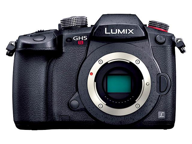 Panasonic デジタル一眼カメラ ルミックス GH5S