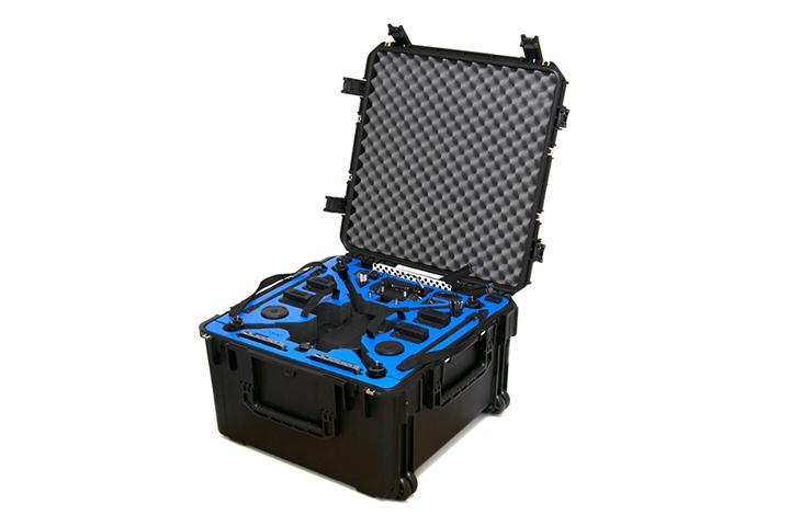 [ドローンレンタルネット]DJI Matrice 200シリーズ専用ハードケース-GPC社製