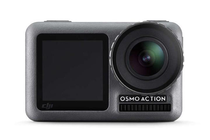 [ドローンレンタルネット]DJI Osmo Action(オズモ アクション)アクションカメラ