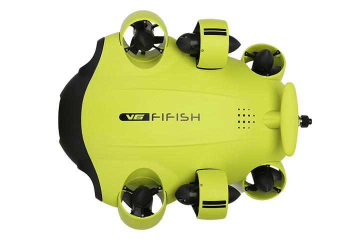 [ドローンレンタルネット]FIFISH V6(ファイフィッシュ V6)QYSEA社製 水中ドローン