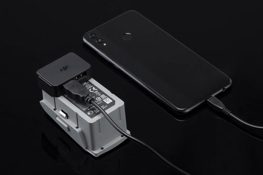 [ドローンレンタルネット]Mavic Air 2 、2S バッテリー - パワーバンク アダプター