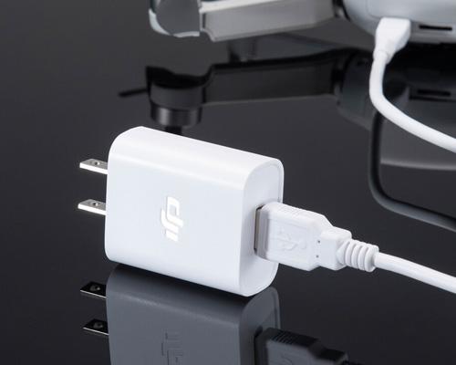 [ドローンレンタルネット]DJI 18 W USB 充電器