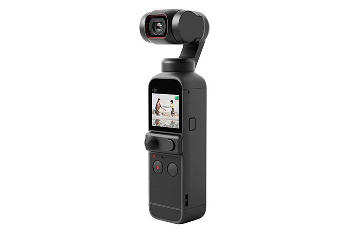 DJI Pocket 2(ポケット 2)小型3軸ジンバルカメラ