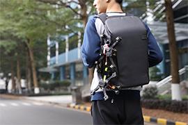 [ドローンレンタルネット]DJI Goggles Carry More バックパック