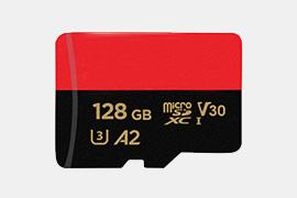 [ドローンレンタルネット]microSDカード 128GB
